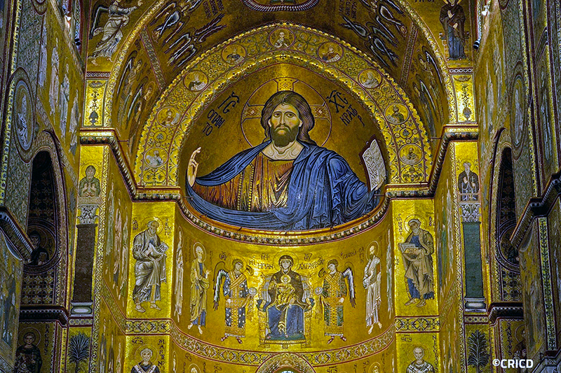 Duomo di Monreale: Cattedrale di Santa Maria Nuova | Il Viaggio in Sicilia