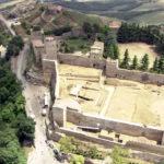 Castello di Lombardia e Rocca di Cerere