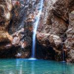 Cascata del Catafurco - Marmitta dei giganti
