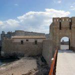 Entrata del Castello Maniace