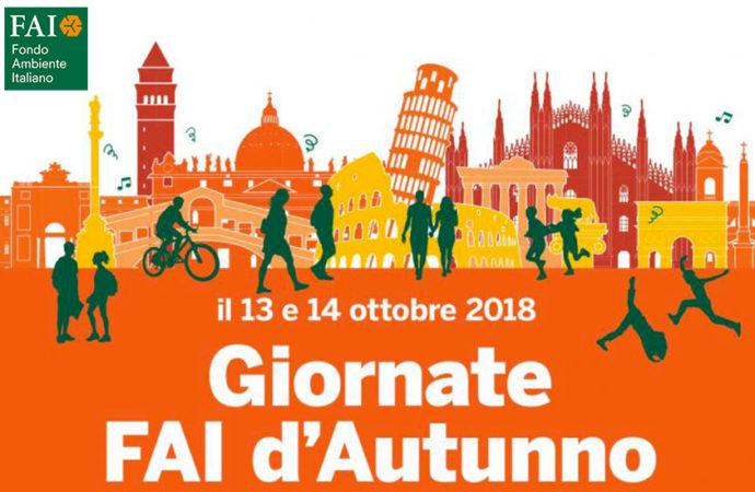 Sicilia: Giornata FAI d'autunno 2018