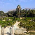 Giadino all'italiana - Labirinto di siepi