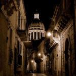 Ragusa: via d'Ibla