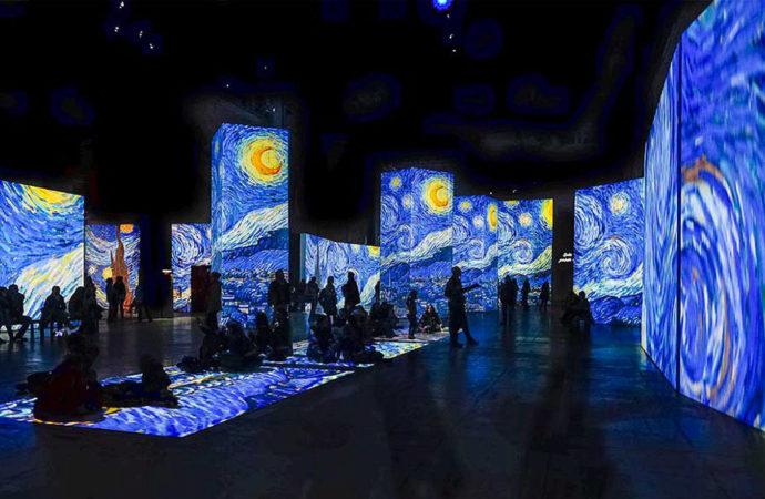Van Gogh MultimediaExperience a Monreale.