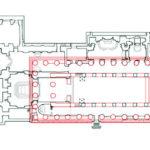 Sovrapposizione in pianta Tempio di Athena-Duomo di Siracusa