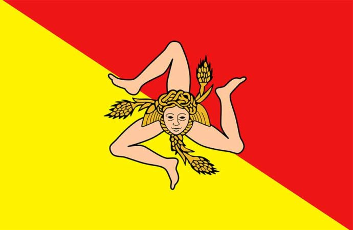 Bandiera della Sicilia