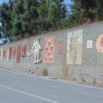 Muro della vita mistretta - Mistretta