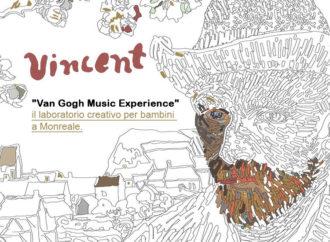 Laboratorio creativo al Van Gogh music experience – Monreale