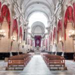 Navata centrale Duomo di San Giorgio