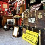 Interni del Treno museo Villarosa