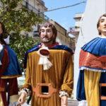Processione di Sampauluna a San Cataldo