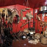 Vagone degli oggetti - Treno museo Villarosa
