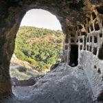 Alloggi del villaggio bizantino