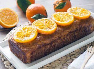 Pan d'Arancio: Plumcake Soffice all'Arancia