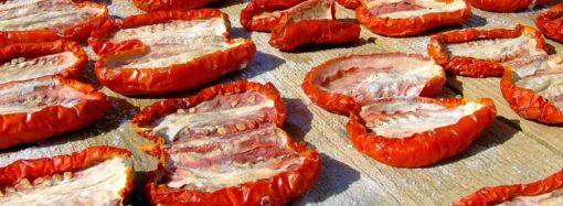 Pomodori secchi siciliani