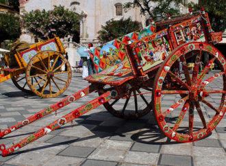 Storia del carretto siciliano