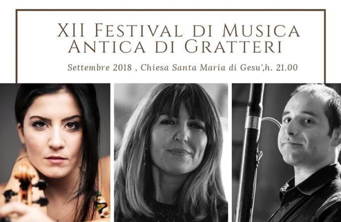 XII° Festival di Musica Antica di Gratteri
