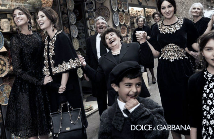 Evento Dolce & Gabbana a Palma di Montechiaro