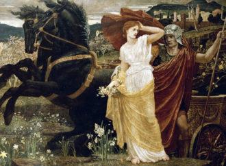 Il mito del ratto di Proserpina