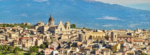 Nuova Mappa turistica per Militello in Val di Catania
