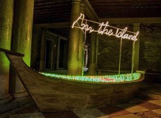 """""""I'm the Island"""" di Domenico Pellegrino"""