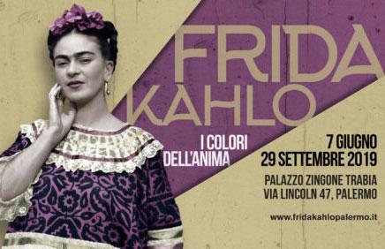 "Frida Kahlo, ""I colori dell'anima"""