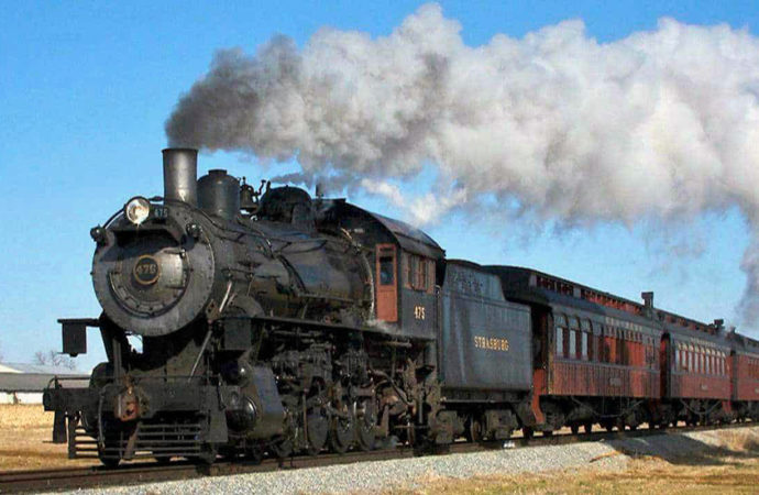 Il treno a vapore torna in Sicilia