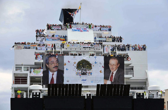 #PalermoChiamaItalia, la Nave della Legalità è pronta a salpare