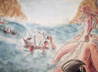 La leggenda di Scilla e Cariddi